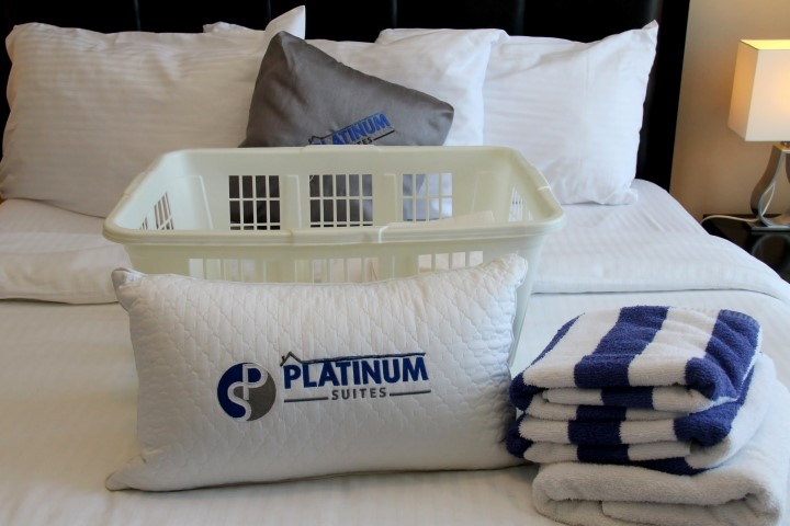 Laundry - Platinum Suites - Furnished Apartments Mississauga