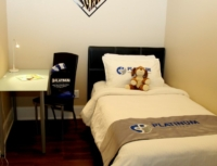 One Bedroom Plus Den - Furnished Apartments Mississauga