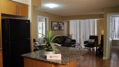 Short term rentals Mississauga - Platinum Suites